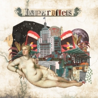 IMPERDÍVEIS - Capa do álbum Renovar o Ar.