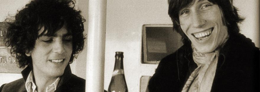 BANDA IMPERDÍVEIS - Roger Waters Carlsberg