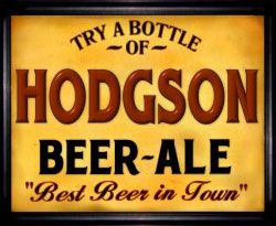 BANDA IMPERDIVEIS - Cervejaria Hodgson