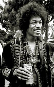 BANDA IMPERDÍVEIS - Jimi Hendrix